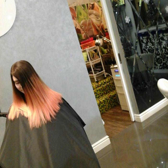 Вы просматриваете изображения у материала: Дежавю - салон красоты